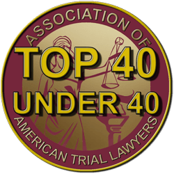 top 40 american trial lawyers